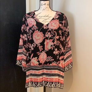 EUC JM Collection Blouse